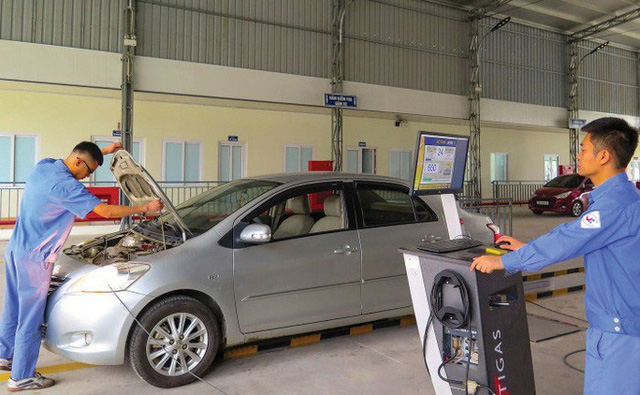 Nghiên cứu bỏ giấy chứng nhận đăng kiểm ô tô
