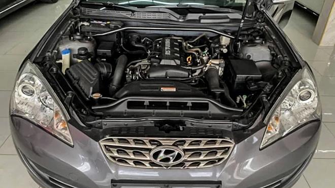 Hàng hiếm Genesis Coupe đời 2010 mới 100% rao bán giá hơn 770 triệu đồng